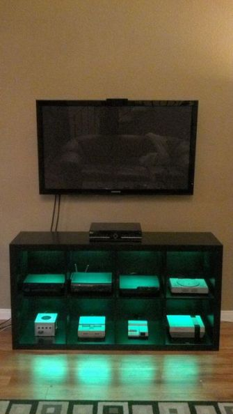gaming room, game room, consoles rétro, consoles rétrogaming, nes, super nintendo, megadrive, playstation 1, gamecube