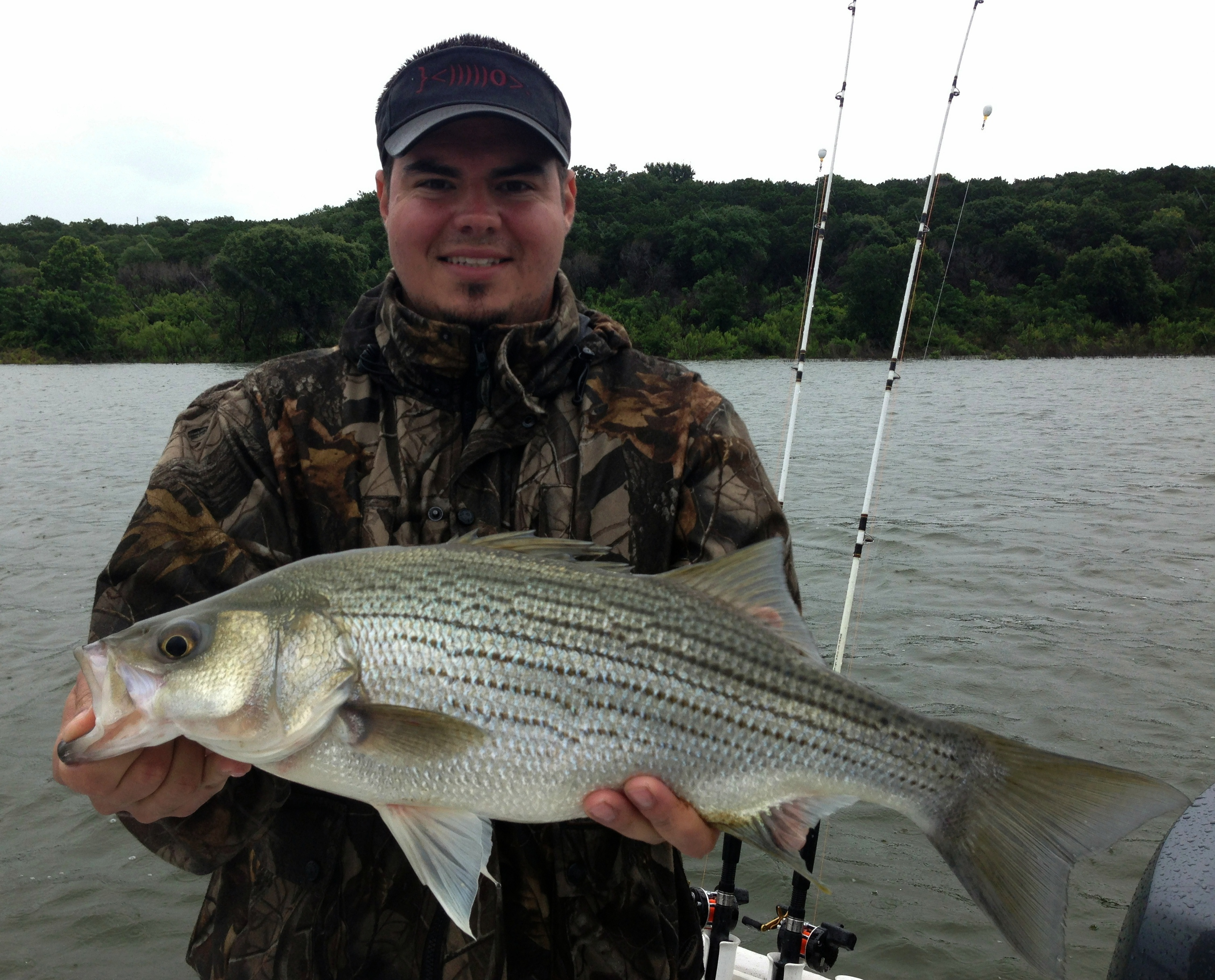 Belton Fish Caught Lake