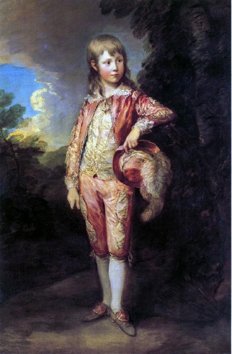 Pinky And Blue Boy Paintings : pinky, paintings, Pinkie, Holditnow