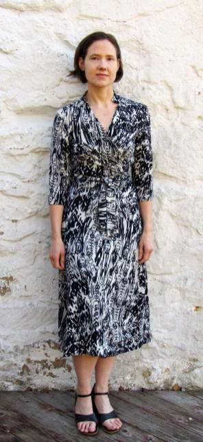 Cara - Dress she made