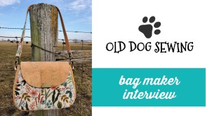 Meet Noelle from Old Dog Sewing