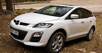 Kurva szar autók – Mazda CX-7