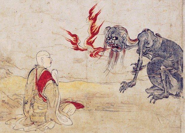 A kínai szellemek nem érik be akármivel