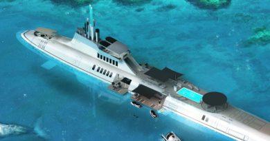 Saját luxus tengeralattjárót valaki?