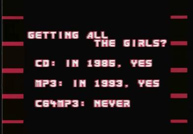 Ha csak egy c64 mp3 lejátszót hallgatsz meg ma, akkor ez legyen az!!!