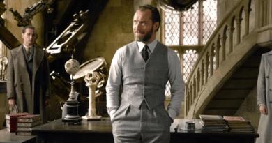 Jude Law szerint Dumbledore nem volt egyértelműen buzi