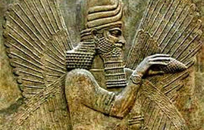 Marduk ábrázolása