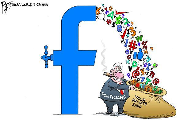 Facebook adatlopás