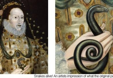 Tudor-rózsából kígyó