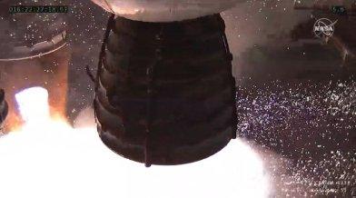 Majdnem sikeres lett a Space Launch System hajtóműtesztje