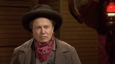 Elon Musk élőben omlasztotta be a Dogecoin árfolyamát - Saturday Night Live