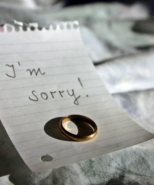 Monogamy - I don't