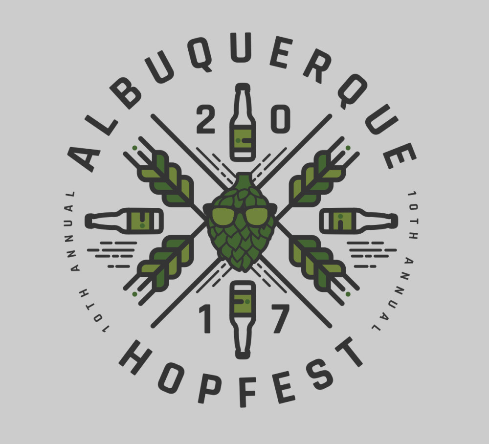 10th Annual Albuquerque Hopfest Beer Fest 21 and over only