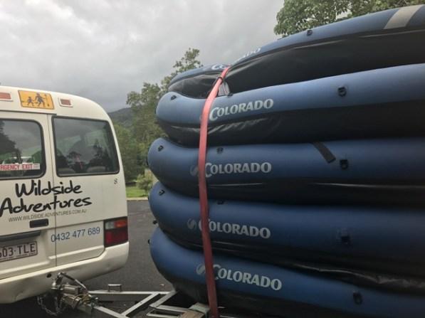 Wildside Adventures for white water kayaking