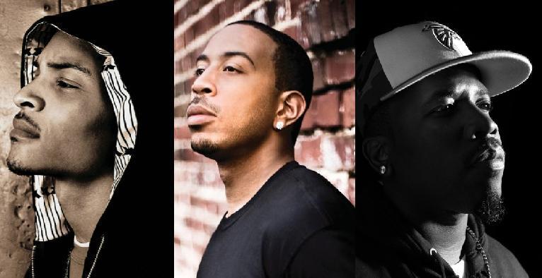 T.I., Ludacris & Big Boi