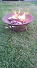 Bonfire for the Nativity of St John the Baptist
