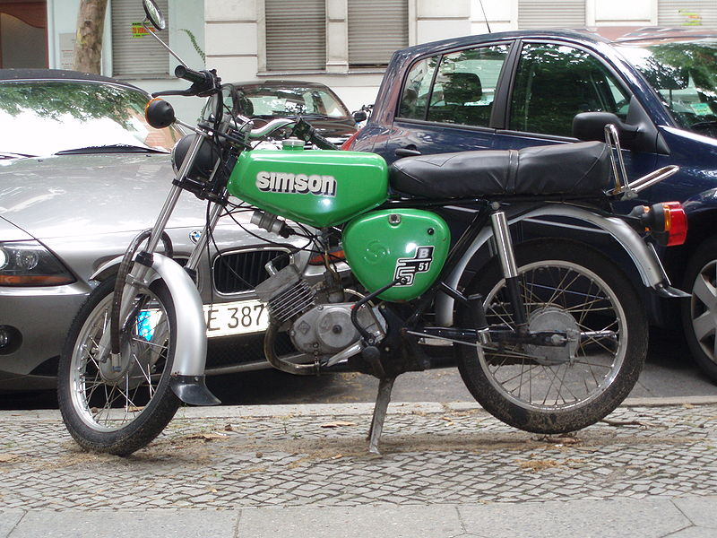 Simson S51 - legenda wśród motorowerów