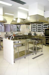 Wyspa w kuchni