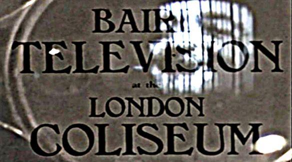 Baird television