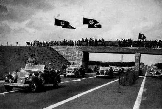 Hitler's autobahn