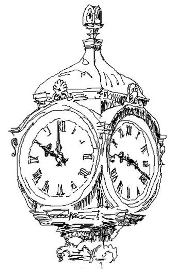 Paterson-clock