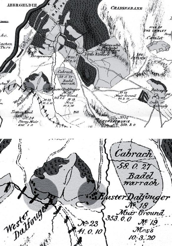 Tilfogar-map