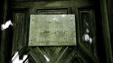 Dunalstair door