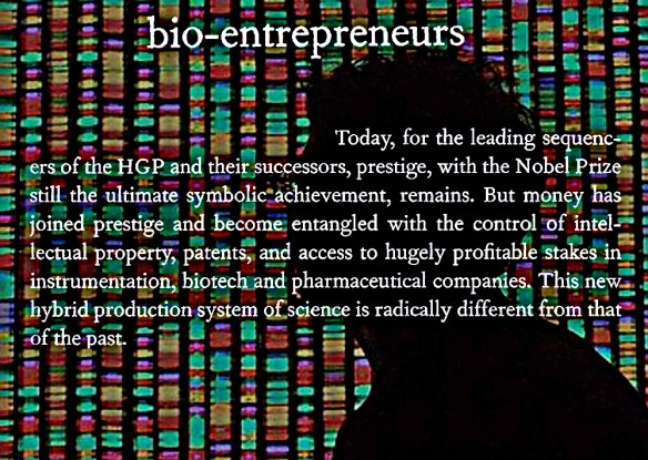 The Bioentrepreneurs