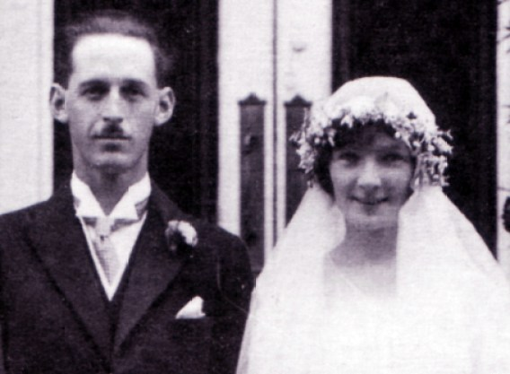 Aunt Ena marries Wm Anderson Scott