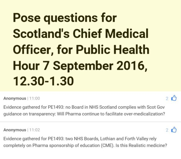 cmo-invites-questions-on-realistic-medicine-7-sept-2016