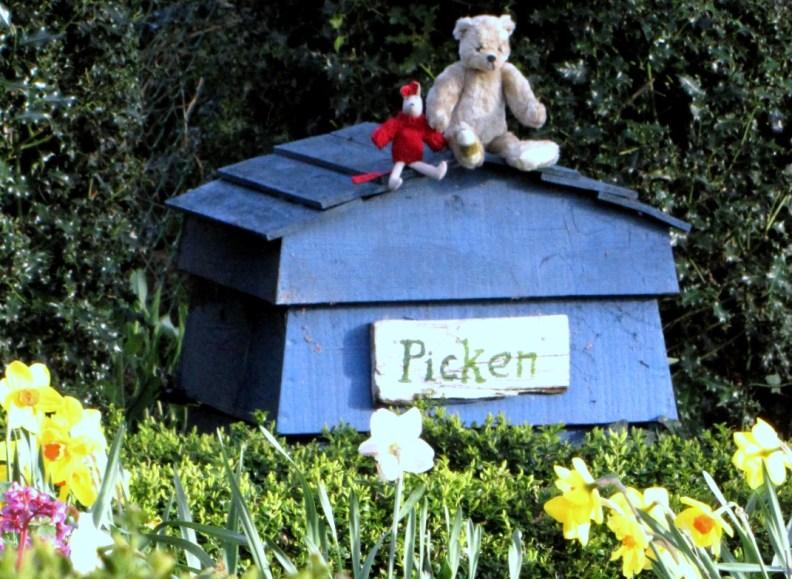Mrs Picken 2011