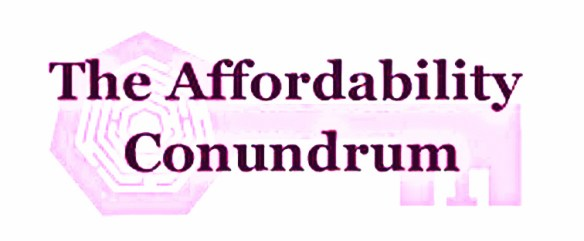 The affordability conundrum