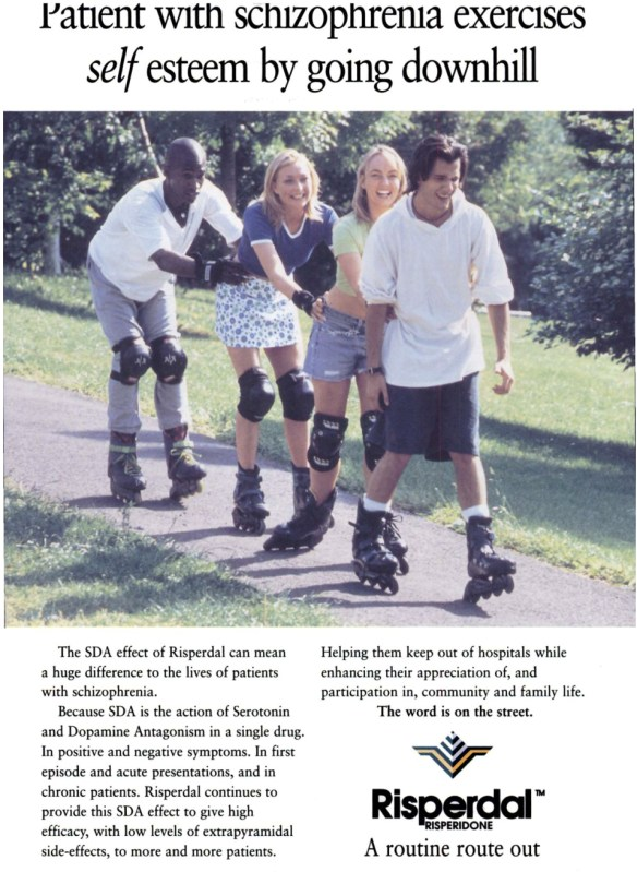 1997 British Journal of Psychiatry advert 09