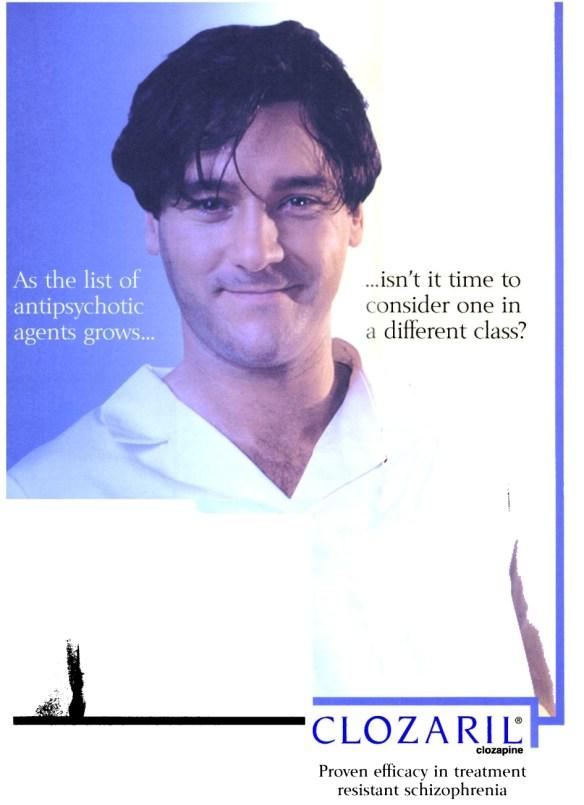 1997 British Journal of Psychiatry advert 09c