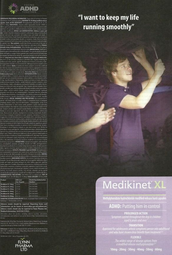 Medikinet XL B J Psych Sept 2015