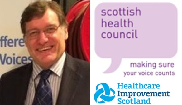 Richard Norris, Scottish Health Council