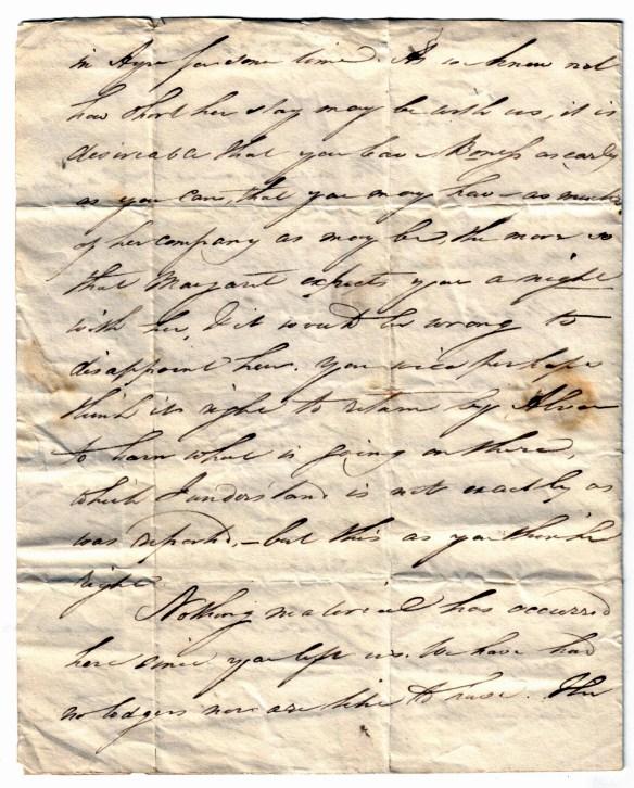David Rutherfoord 23 Sept 1832 (2)