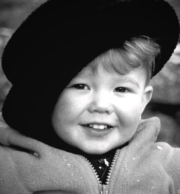 Andrew Gordon at Camlet 1999