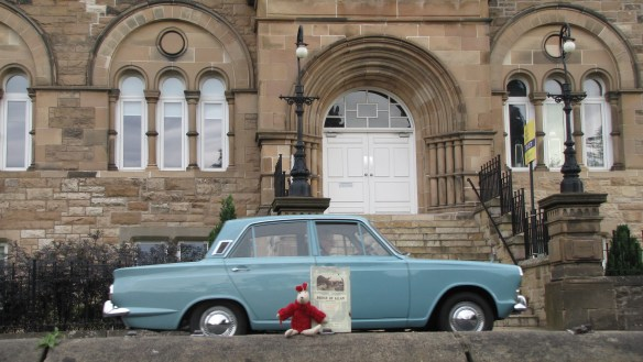 Vintage care rally - Br of Allan - May 2014 (7)