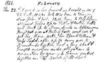 handwritten DMW