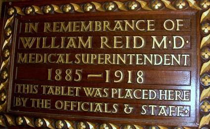 Remembering William Reid