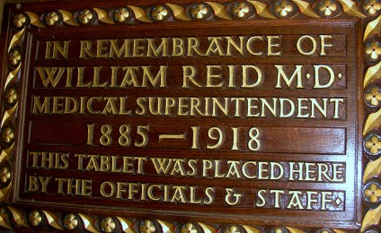 Remembering William Reid
