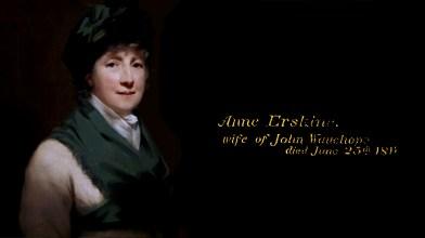 Mrs Anne Wauchope d1811a