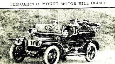 1909 Cairn o'Mount