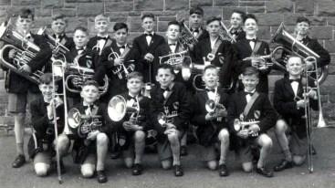 1960 Smyllum Park band