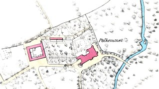 Polkemmet map 1854