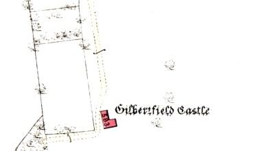 1st OS map Gilbertfield