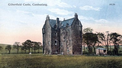 Gilbertfield castle (2)