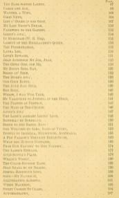 La Teste's poems (list 2)