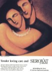 Seroxat - paroxetine advert in Br J Psychiatry 1997